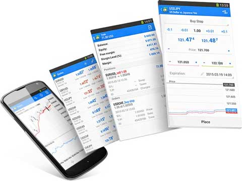 Free forex robot for android